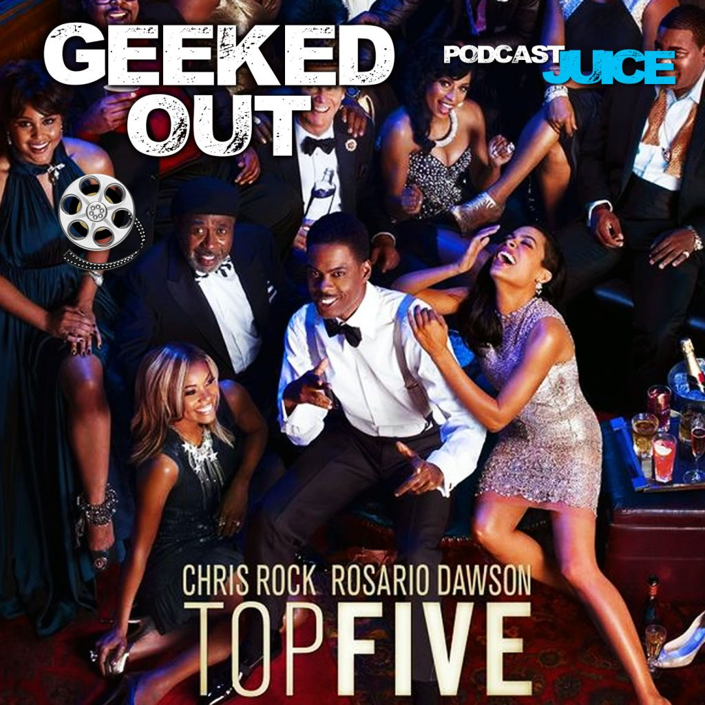 Geeked Out Top Five review